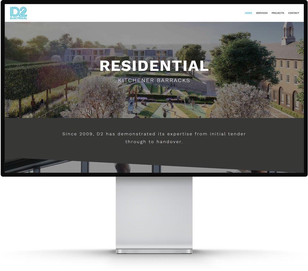 D2 Group Website Design Chatham Kent