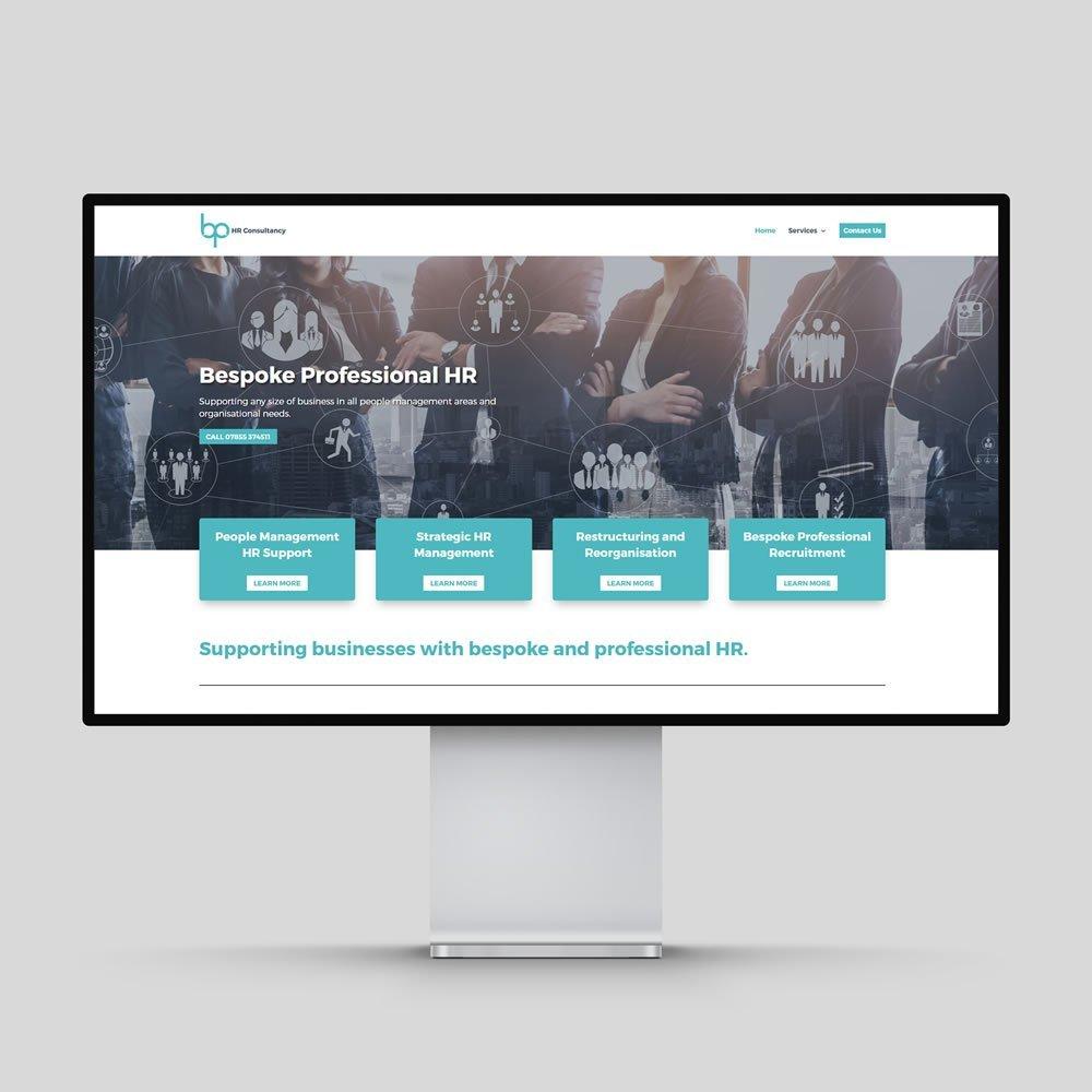 BPHR Consultancy Website Design Gravesend Kent