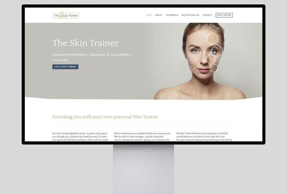 The Skin Trainer