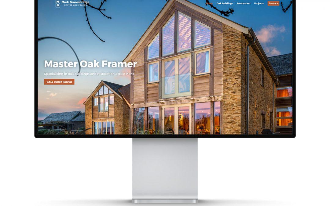 Mark Groombridge Oak Framer